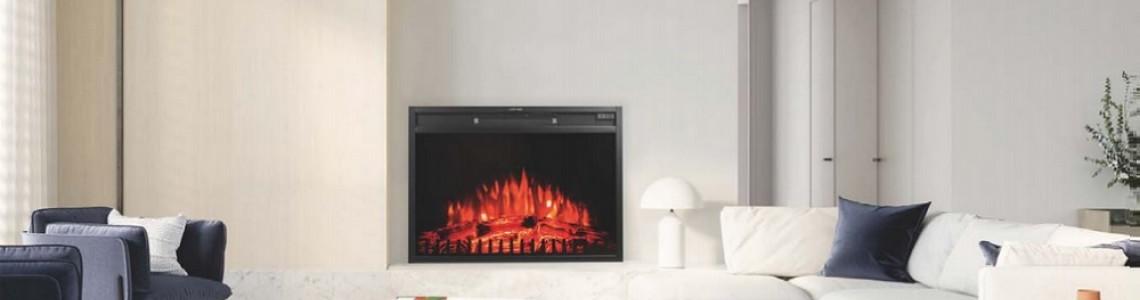 El. Fireplace Inserts