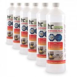 Bioethanol 96,6% Premium for bio fireplace - 1 Liter
